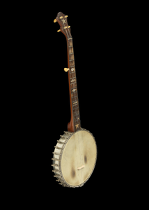 Banjo created for Charles P. Stinson