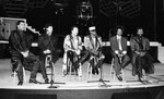 Earth Wind and Fire Band, Los Angeles, 1987