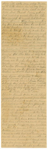[Letter from Mary Moore to Charles and Linnet Moore and Willie, January 10, 1900] Charles B. Moore Family papers, 1832-1917