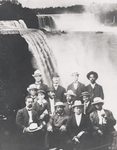 Thumbnail for Founding members of the Niagara Movement