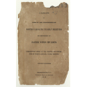 A narrative of some of the proceedings of North Carolina Yearly Meeting on the subject of slavery within its limits[...]