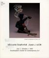 Accounts Southeast : Joyce J. Scott : July 7 - October 1, 1992, Southeastern Center for Contemporary Art Joyce J. scOtt