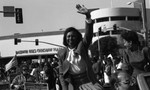 Yvonne Burke and Baldwin Hills Crenshaw Plaza, Los Angeles
