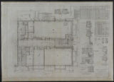 Edgecumbe School, First Floor Plan