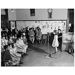 Story-Telling Hour at Bennett School