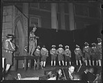 [Howard University Commencement week activities ca 1940s] [cellulose acetate photonegative]