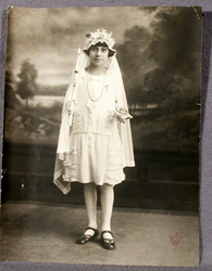 Rose Canino First Communion