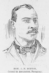 Hon. J.N. Ruffin, Consul to Ascunsion, Paraguay
