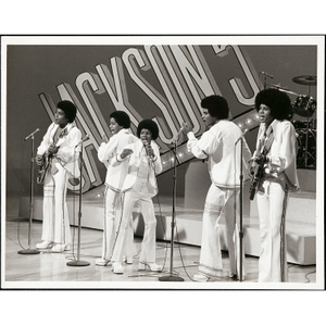 Michael Jackson and the Jackson 5