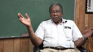 Oral History Interview with Edward Moore on Jul;y 18, 2018.