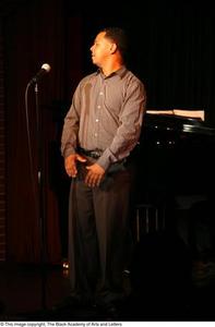 Poets 'n Jazz Photograph UNTA_AR0797-170-015-0334 Poets 'n Jazz Poets 'n Jazz Number 3]