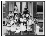 NAACP photographs of local and national award winners and scholarship recipients