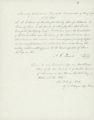 Confederate Amnesty Oath, A.G. Lewis, 1865