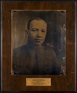 Isaac W. Taylor, died 1918