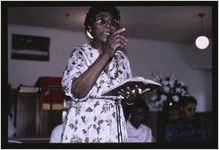 Columbus Hardamon-Note Singers, Adamsville