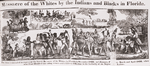 Massacre of Whites by Indians and Blacks in Florida