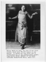 Bessie Smith, 1923