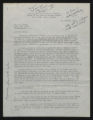 Documents regarding the use of Jones Lake State Park by the U.S. Army 82nd Airborne Division, 1950