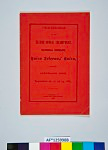 Proceedings of the Second Annual Encampment, National Command, Union Veteran's Union