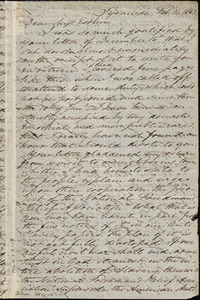 Letter from Samuel Joseph May, Syracuse, [New York], to Mary Anne Estlin, 1863 Feb[ruary] 14