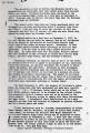 FBI Interview of General Sherman T. Clinger