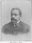 "Hon. Chris J. Perry; Member of the City Council, Philadelphia, Pa.; Editor, Philadelphia ""Tribune,"" Member, Committee on Politics, National Sociological Society"