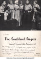 The Southland Singers: America's foremost jubilee company
