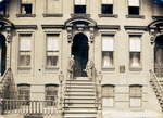 Toussaint L' Overture Club, Sons of New York Club Building. 30th St., NYC, 1880