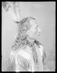 Dakota man, One Star, U. S. Indian School, St Louis, Missouri 1904