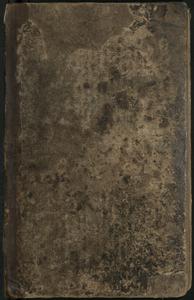 Plowden Weston's Plantation Journal