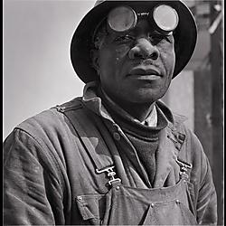 Portrait: Hill District, Demolition Worker