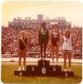 Janet Turner medal ceremony