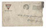 Letter, 7 Mar. 1918, France, to Mr. Ben Boatwright, Ridge Spring, S.C.