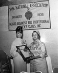 Negro Business and Professional Women's Club, Los Angeles