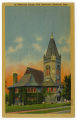 Memorial Chapel, Fisk University, Nashville, Tenn., circa 1930