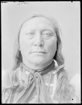 Chief Hollow Horn Bear, Brule Sioux 1904
