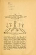 The minstrel show, or, Burnt cork comicalities : a collection of comic songs, jokes, stump speeches, monologues, interludes, and afterpieces for minstrel entertainments / written and compiled by Ed. Marble