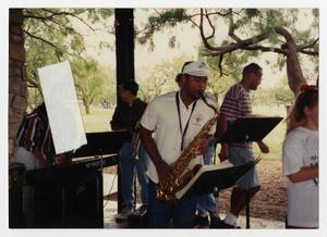 Photograph of McMurry Jazz Combo