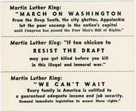 Night Raiders--Martin Luther King: March On Washington