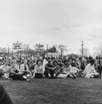 Student and Faculty Civil Rights Rally, San Jose State College, February 28, 1964