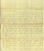 Letter from Charlotte to Samuel Cowles, 1839 June 11.