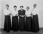 Women Singers, Los Angeles, ca. 1940-1970