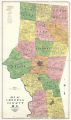 Map of Iredell County, NC (N. R. Kinney)