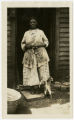 African American ex-slave portrait, Angeline Lester