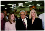 Ben Hooks with Cybill Shepherd and Clementine Ford (2)