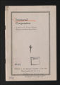 Correspondence, Reports, and Minutes. World War I. Correspondence and Reports, 1918-1920. 1941. (Box 2, Folder 3)