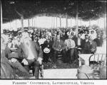 Farmer's Conference, Lawrenceville, Virginia