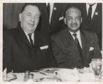 Richard J. Daley and Alderman William Dawson