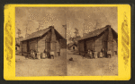 Log cabin. Florida