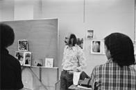 Photography class, School of Visual Arts